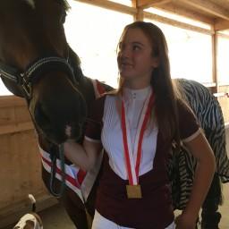 Tara Randin – Championne suisse saut 2020 Poney D – 7 août 2020